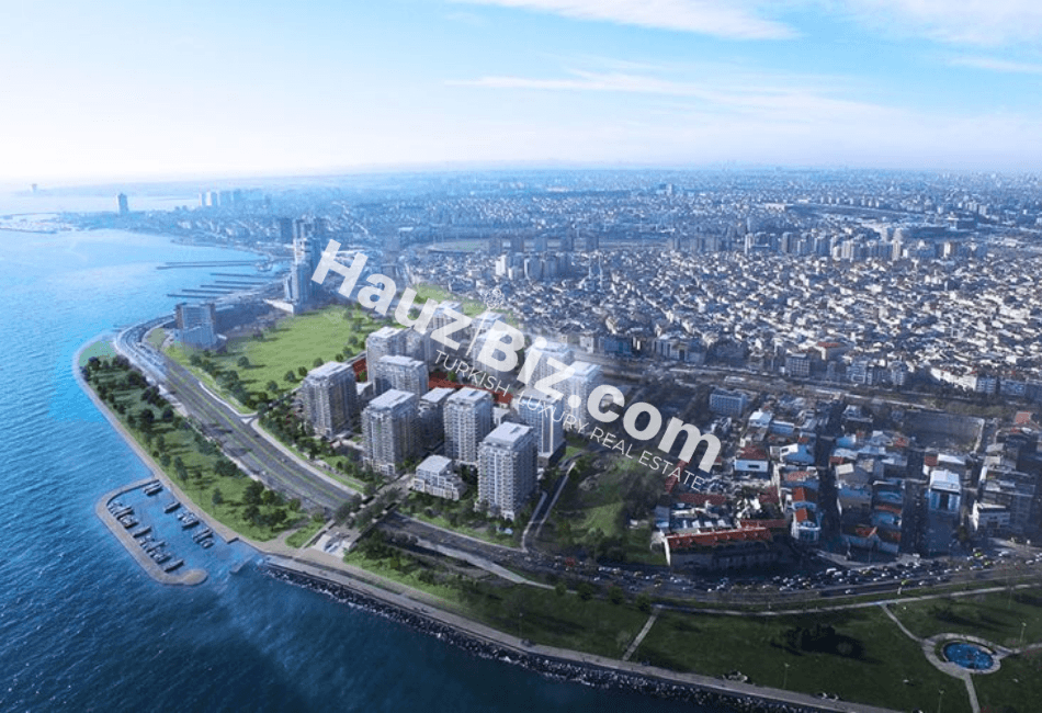 zeytinburnu District in Istanbul