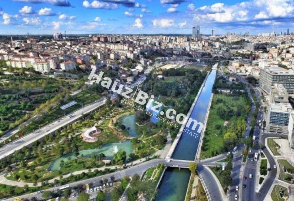 Kağıthane district istanbul