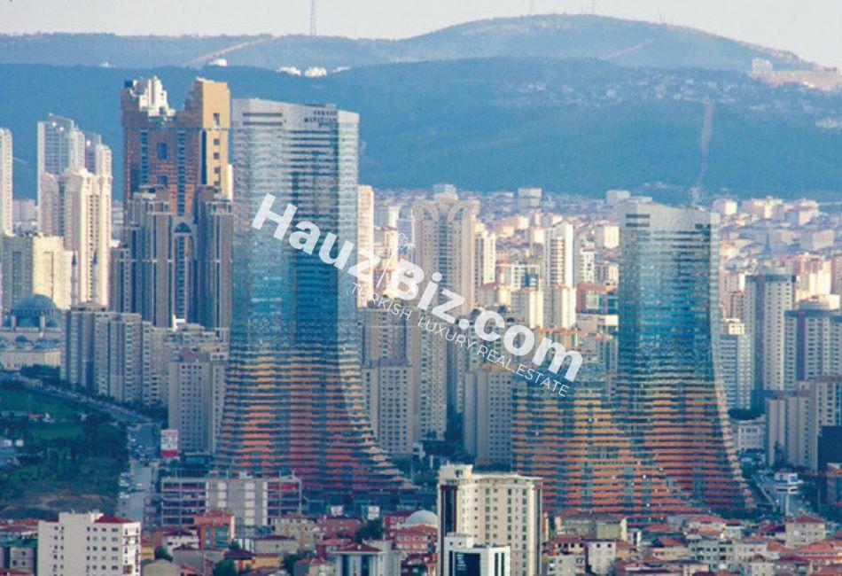 Ataşehir district istanbul