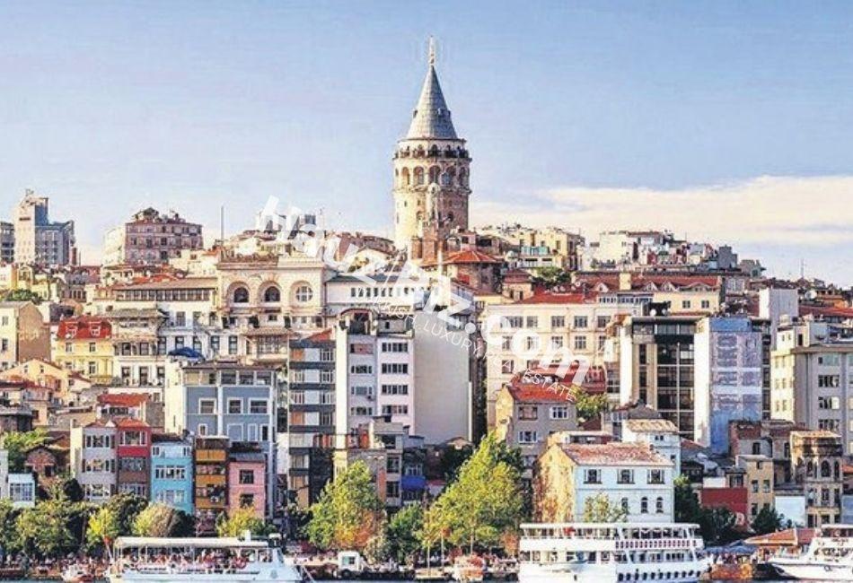Beyoğlu district istanbul