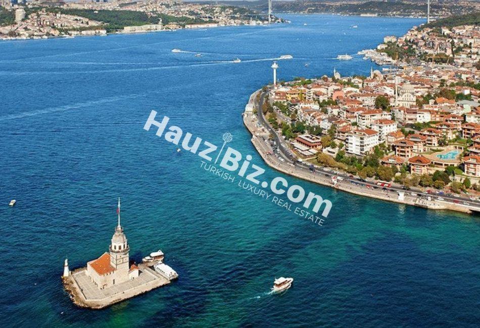 Üsküdar district istanbul