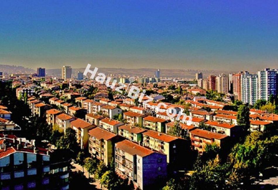 Bahçelievler District in Istanbul